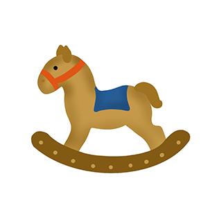 Cortador De Biscoito Cavalo de Madeira