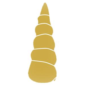 Cortador de Biscoito Chifre de Unicórnio