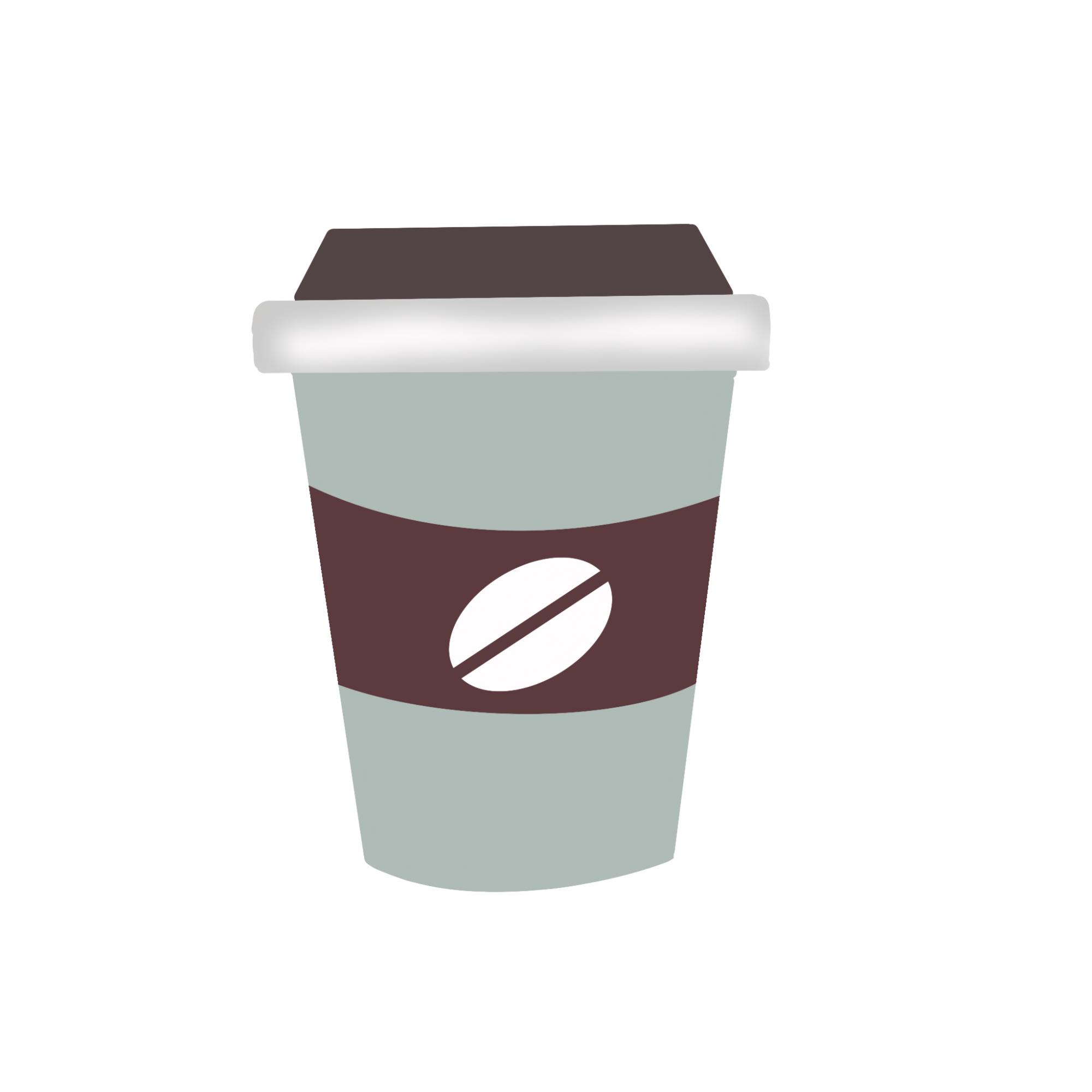 Cortador de Biscoito Copo de Café