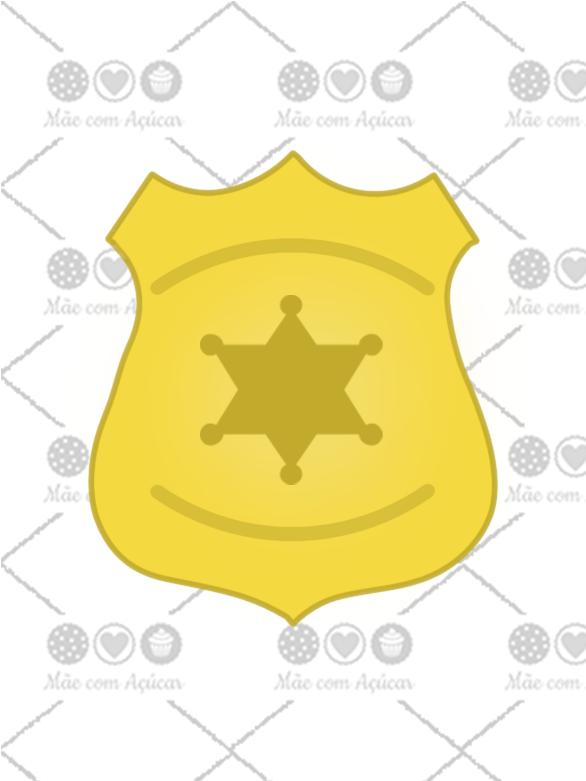 Cortador de Biscoito Distintivo