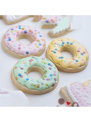 Cortador de Biscoito Donuts (Roda)