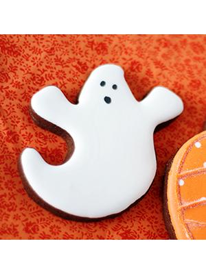 Cortador de Biscoito Fantasma (Tema Halloween)