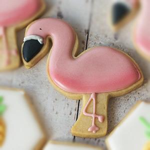 Cortador De Biscoito Flamingo