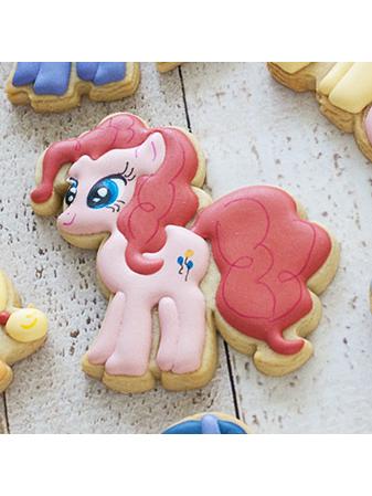 Cortador de Biscoito Little Pony Pinkie Pie