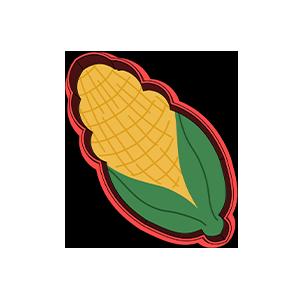 Cortador de Biscoito milho- festa junina