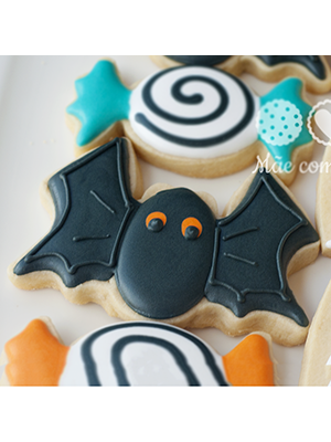 Cortador de Biscoito Morcego (Tema Halloween)