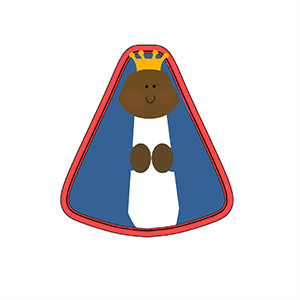 Cortador de Biscoito Nossa Senhora