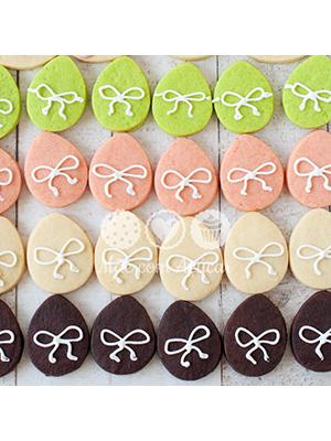 Cortador De Biscoito Ovo - MINI (Tema Páscoa)