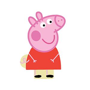 Cortador de Biscoito Peppa Pig