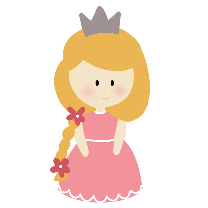 Cortador de Biscoito Princesa com Coroa