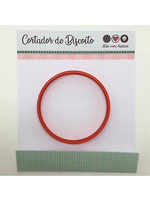 Cortador de Biscoito Redondo/ Círculo - MINI (4 cm diâmetro)