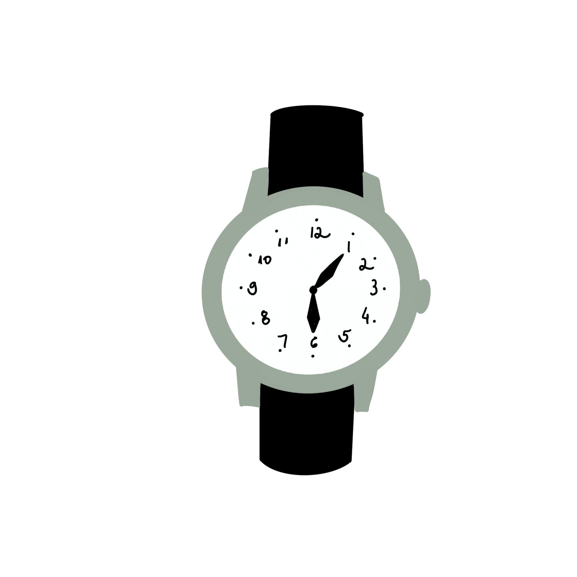 Cortador de Biscoito Relógio de Pulso (Tema Dia dos Pais)