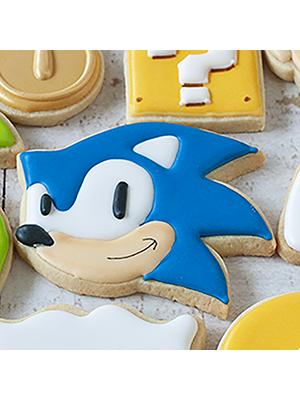 Cortador de Biscoito Sonic (Rosto)