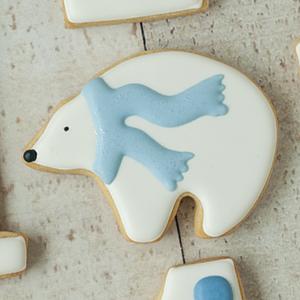 Cortador de Biscoito Urso Polar