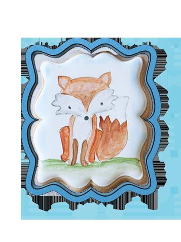 Kit de Cortadores de Biscoito de Placas