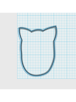 Kit de Cortadores de Biscoito Tema PJ Masks