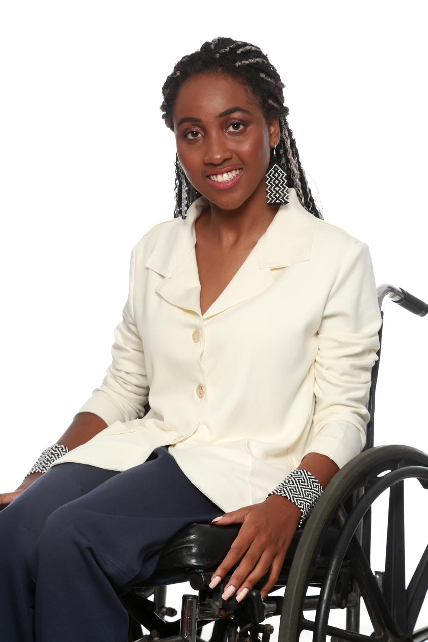 Blaser Adaptado para Cadeirantes