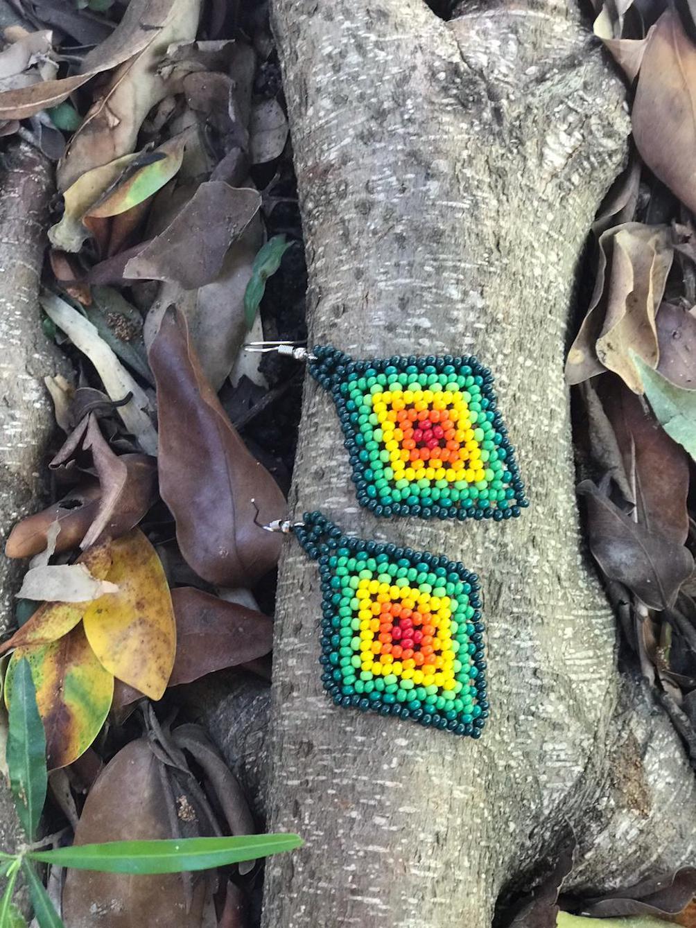 Brinco Indígena Losango