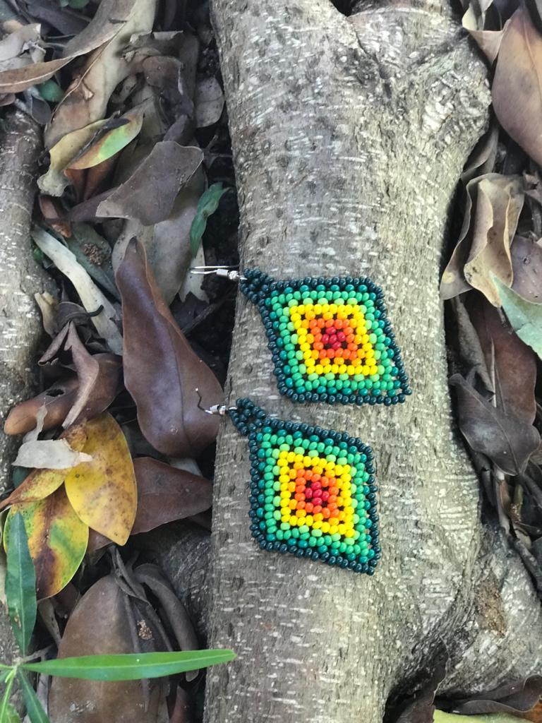 Brincos Indígenas