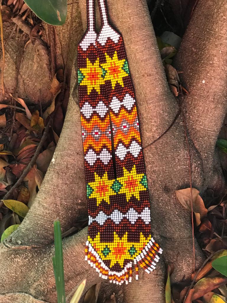 Colar Indígena Longo