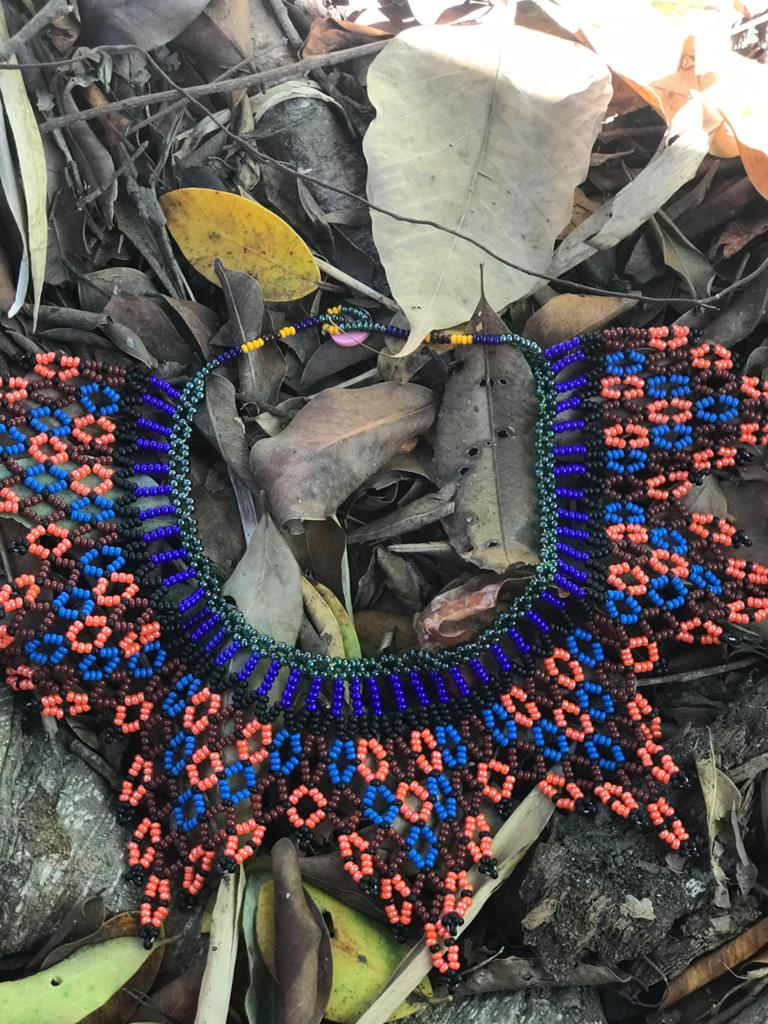 Gargantilha Indígena