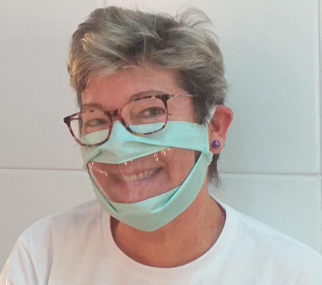 Máscaras para Surdos
