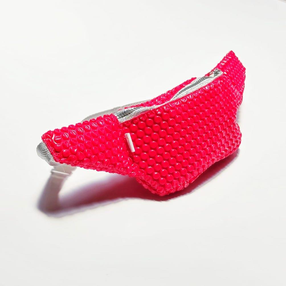 Pochete em Plástico Bolha Coloridas
