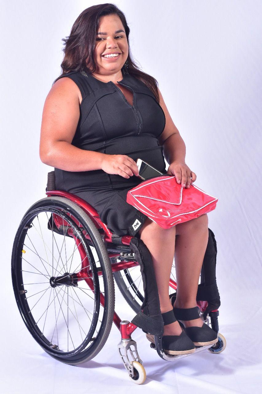 Pochete Exclusiva para Cadeirantes