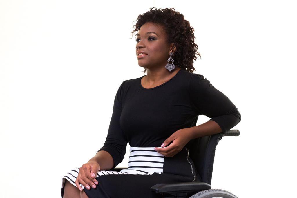 Saia Reta Adaptada para Cadeirantes