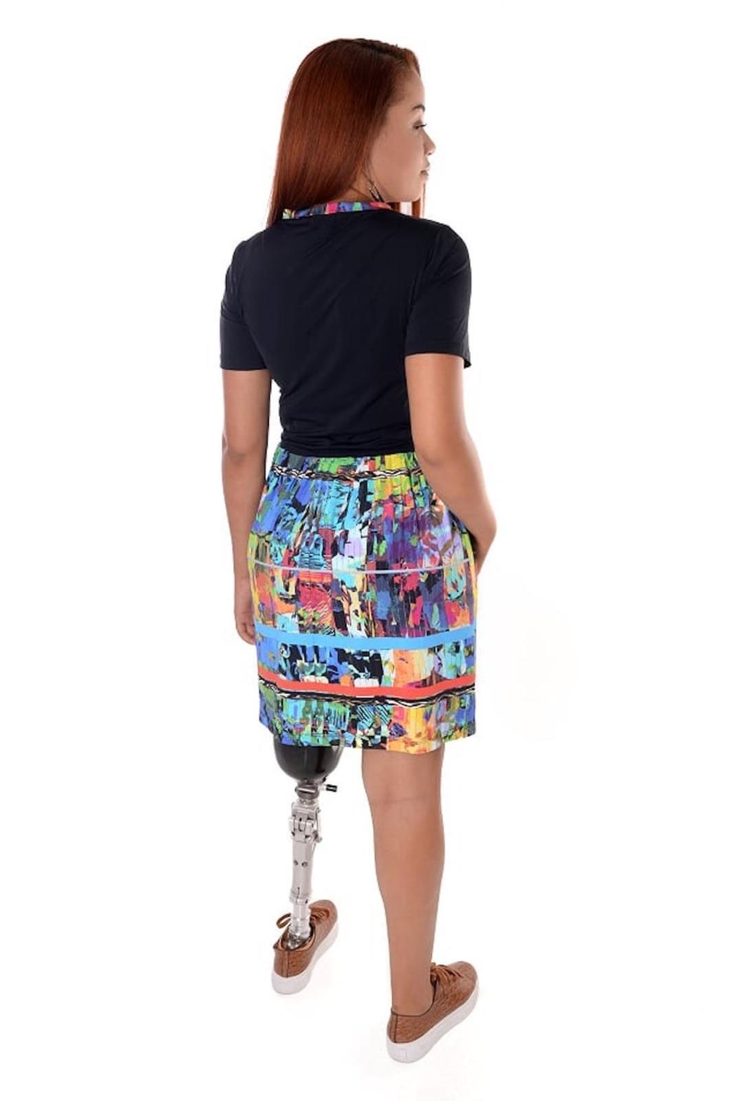 Vestido Equal Moda Inclusiva Mix