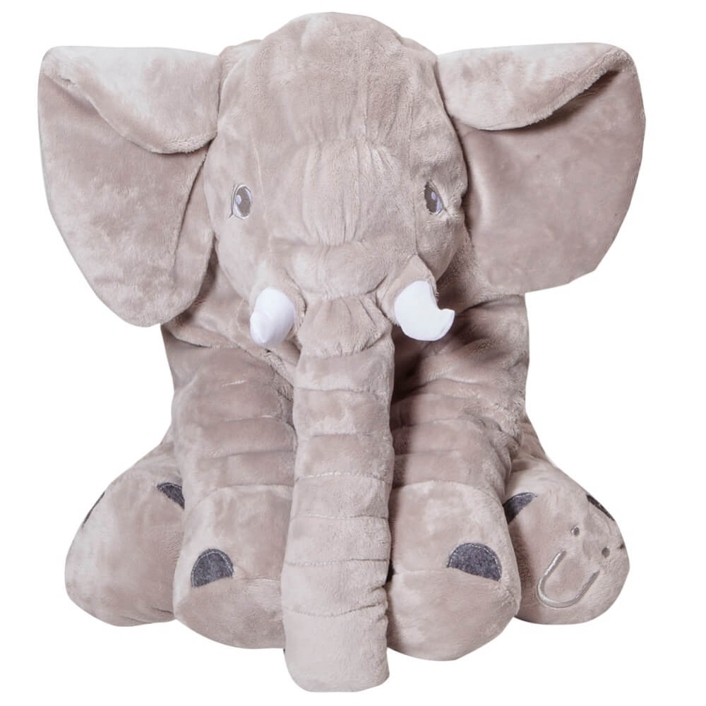 Almofada de Elefante de Pelúcia Buguinha - Bugababy