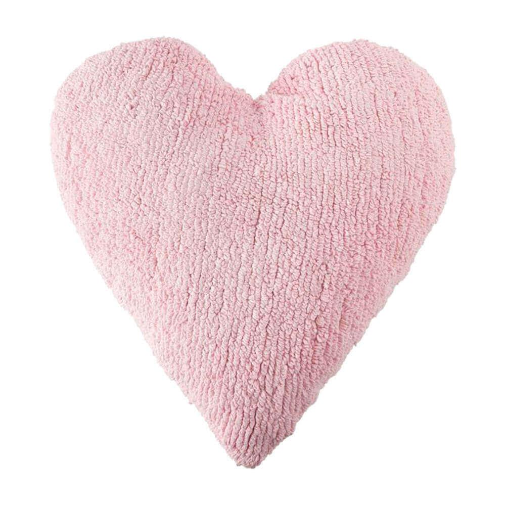 Almofada Infantil Lorena Canals Coração Rosa