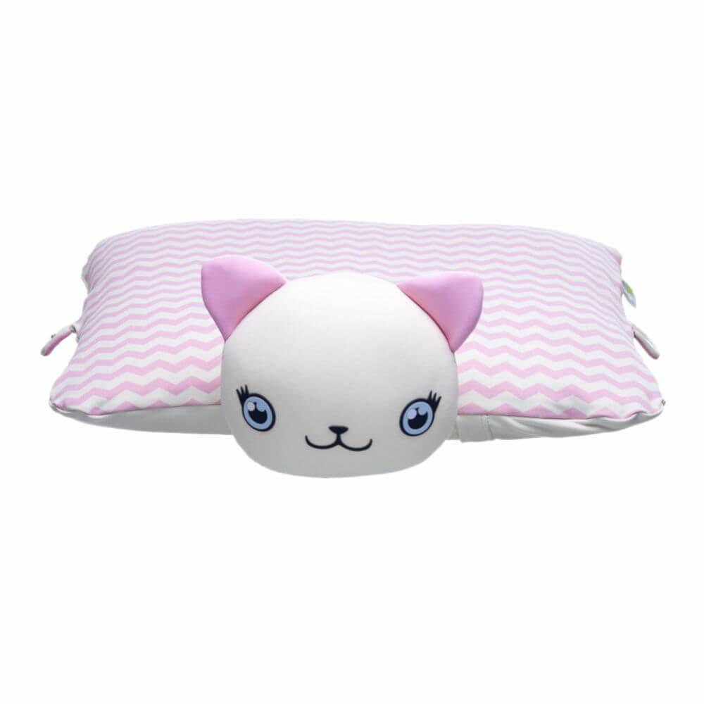 Baby Pil Travesseiro Gatinha Ágata