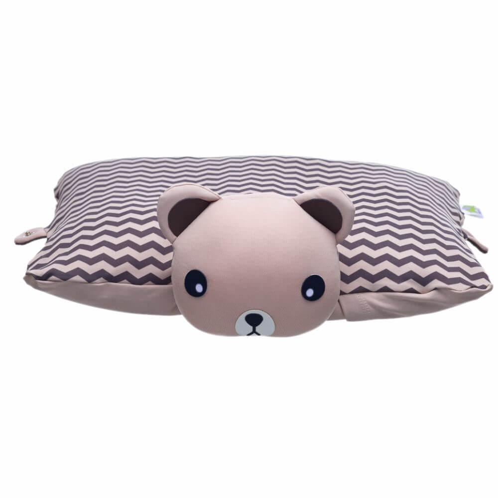 Baby Pil Travesseiro Urso Zeca
