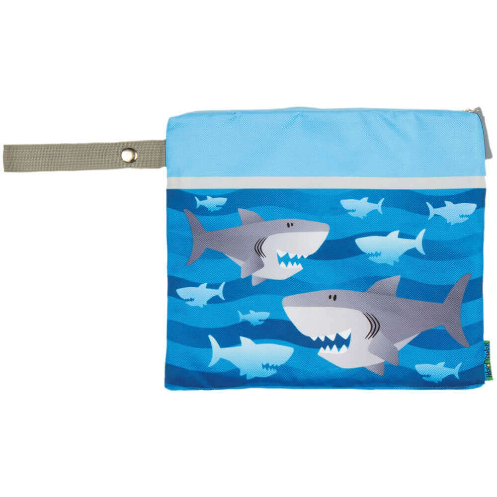 Bolsa Impermeável Stephen Joseph Tubarão