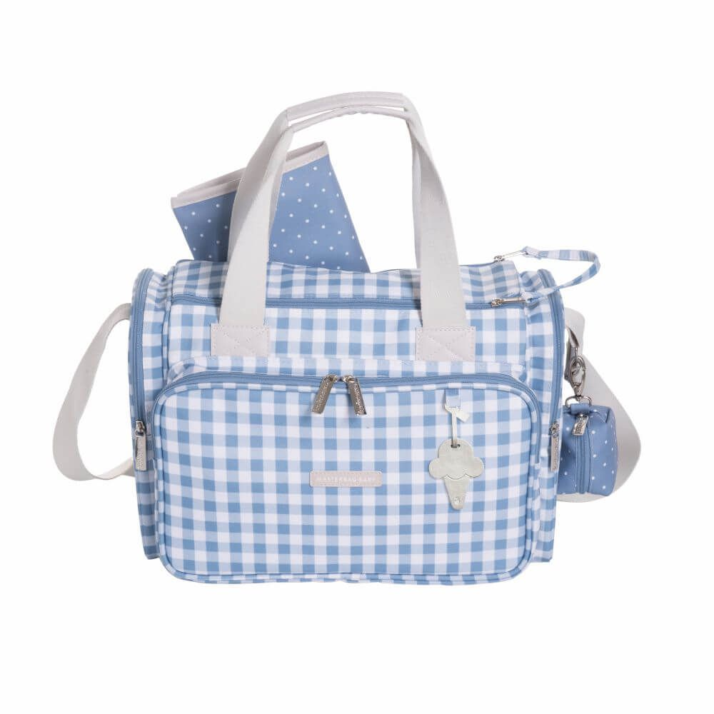 Bolsa Térmica Anne Sorvete Azul - Masterbag Baby