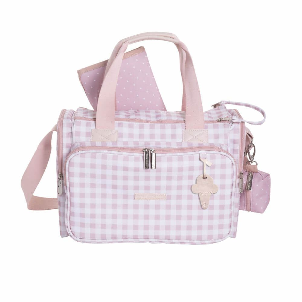 Bolsa Térmica Anne Sorvete Rosa - Masterbag Baby