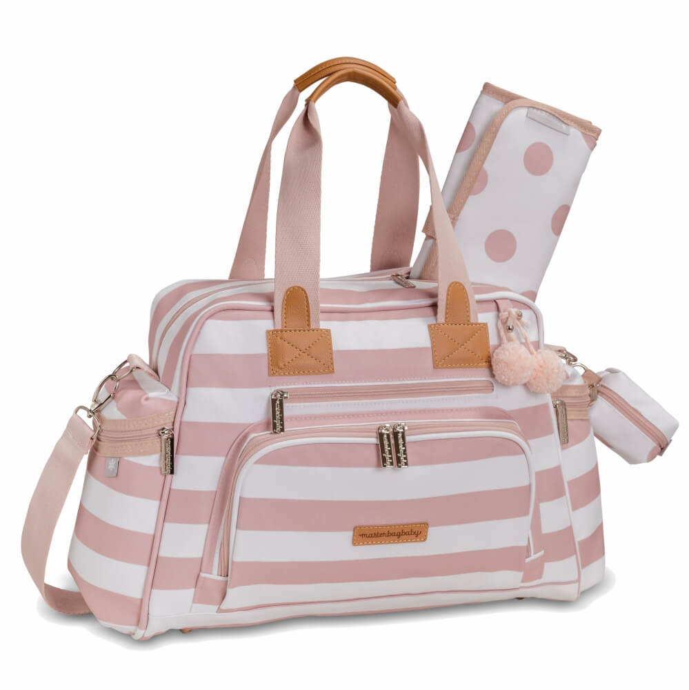 Bolsa Térmica Everyday Brooklyn Rosa - Masterbag Baby