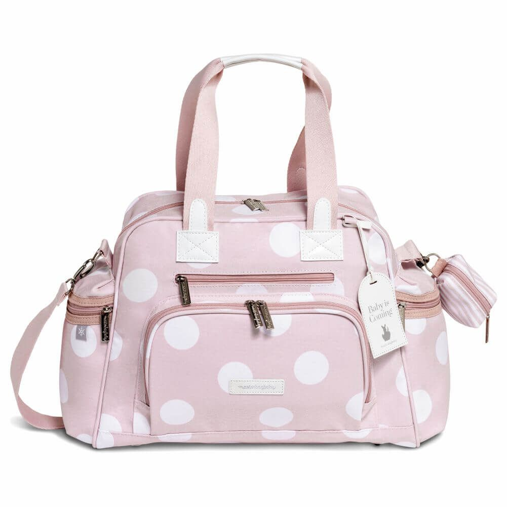 Bolsa Térmica Everyday Bubbles Rosa - Masterbag Baby