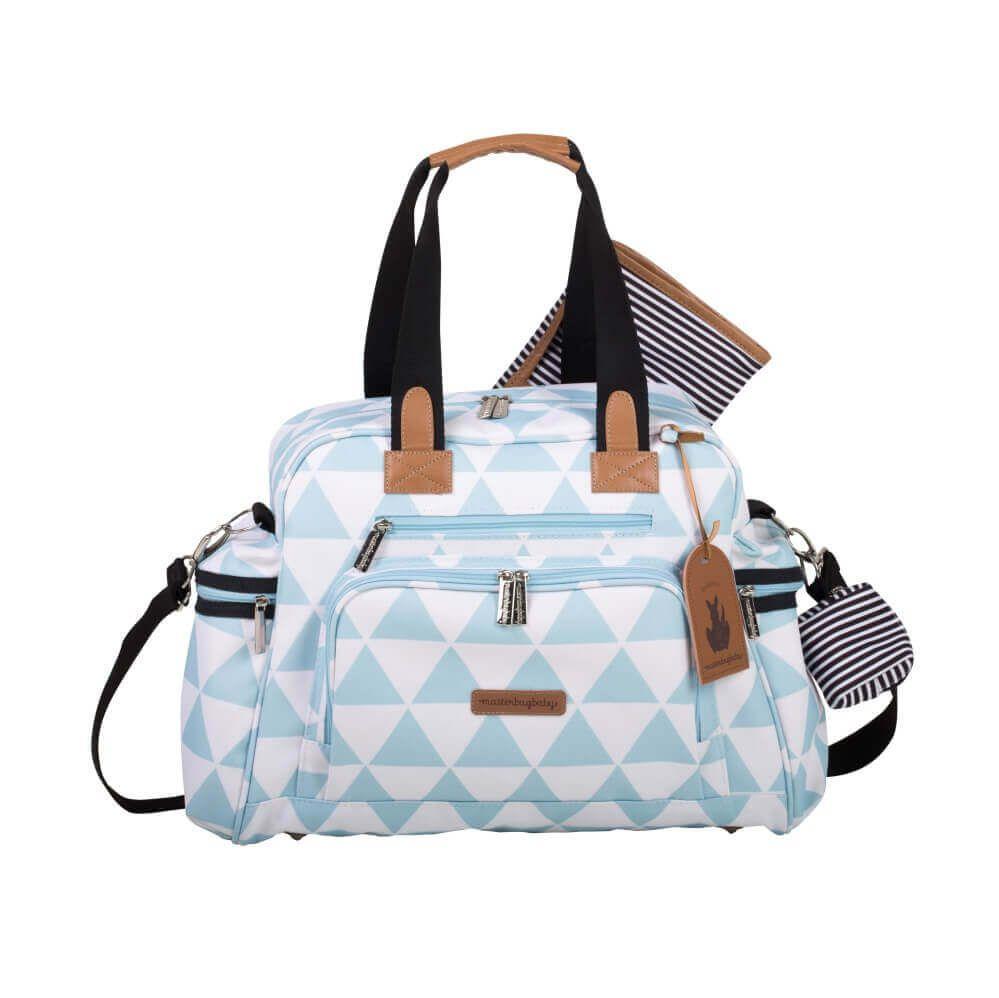 Bolsa Térmica Masterbag Baby Everyday Manhattan Azul
