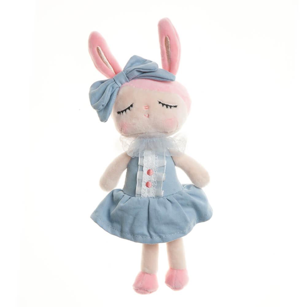 Boneca Infantil Angela Liz Azul - Metoo Doll