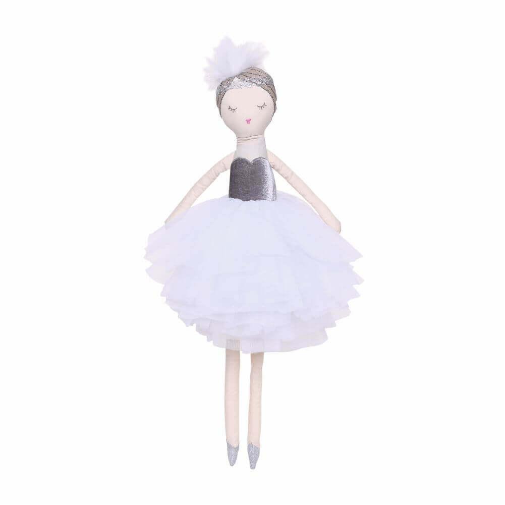 Boneca Infantil de Pano Bailarina