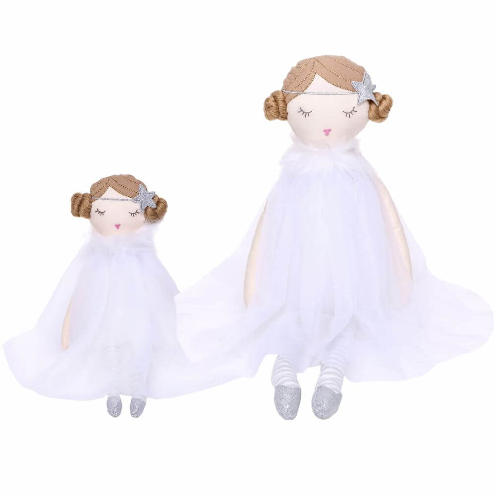 Boneca Infantil de Pano