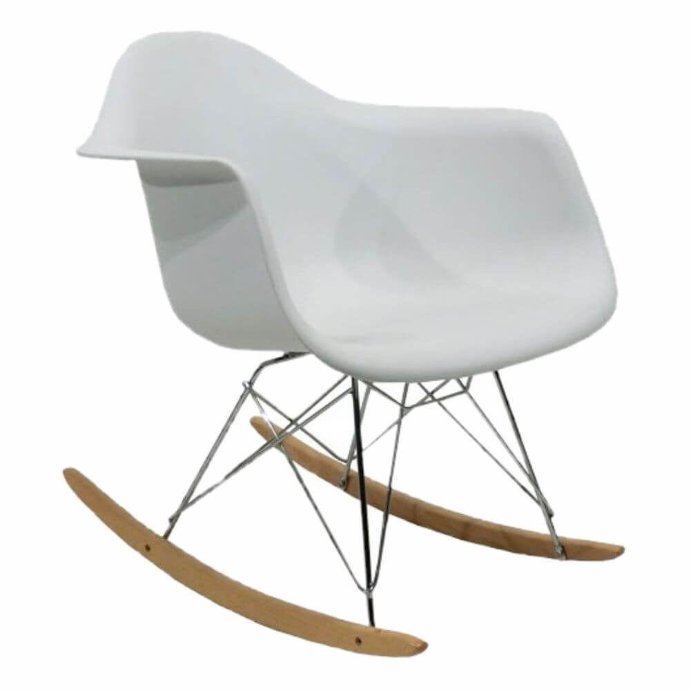 Cadeira Branca Adulto DAR de Balanço