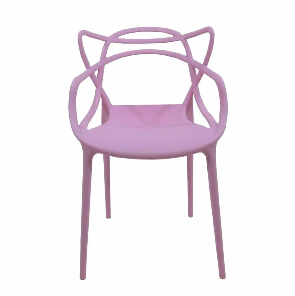 Cadeira Infantil Mix Kids Rosa