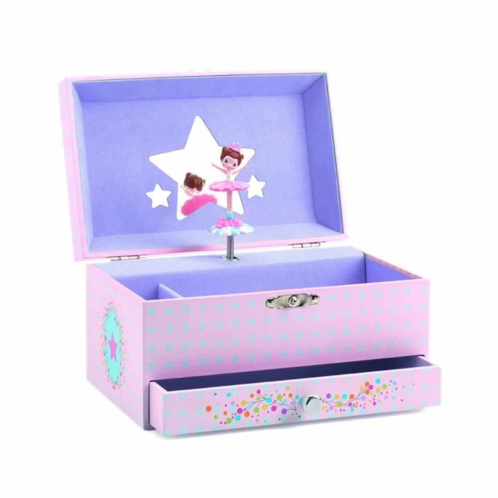 Caixa de Música Bailarina - DJECO