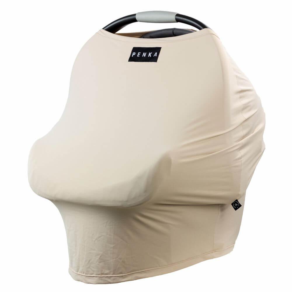 Capa Multifuncional Gary com FPS para Amamentação e Bebê Conforto - Penka
