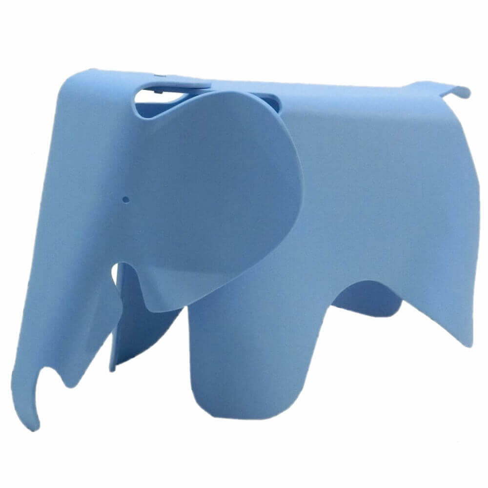 Elefante Petit Eames Azul
