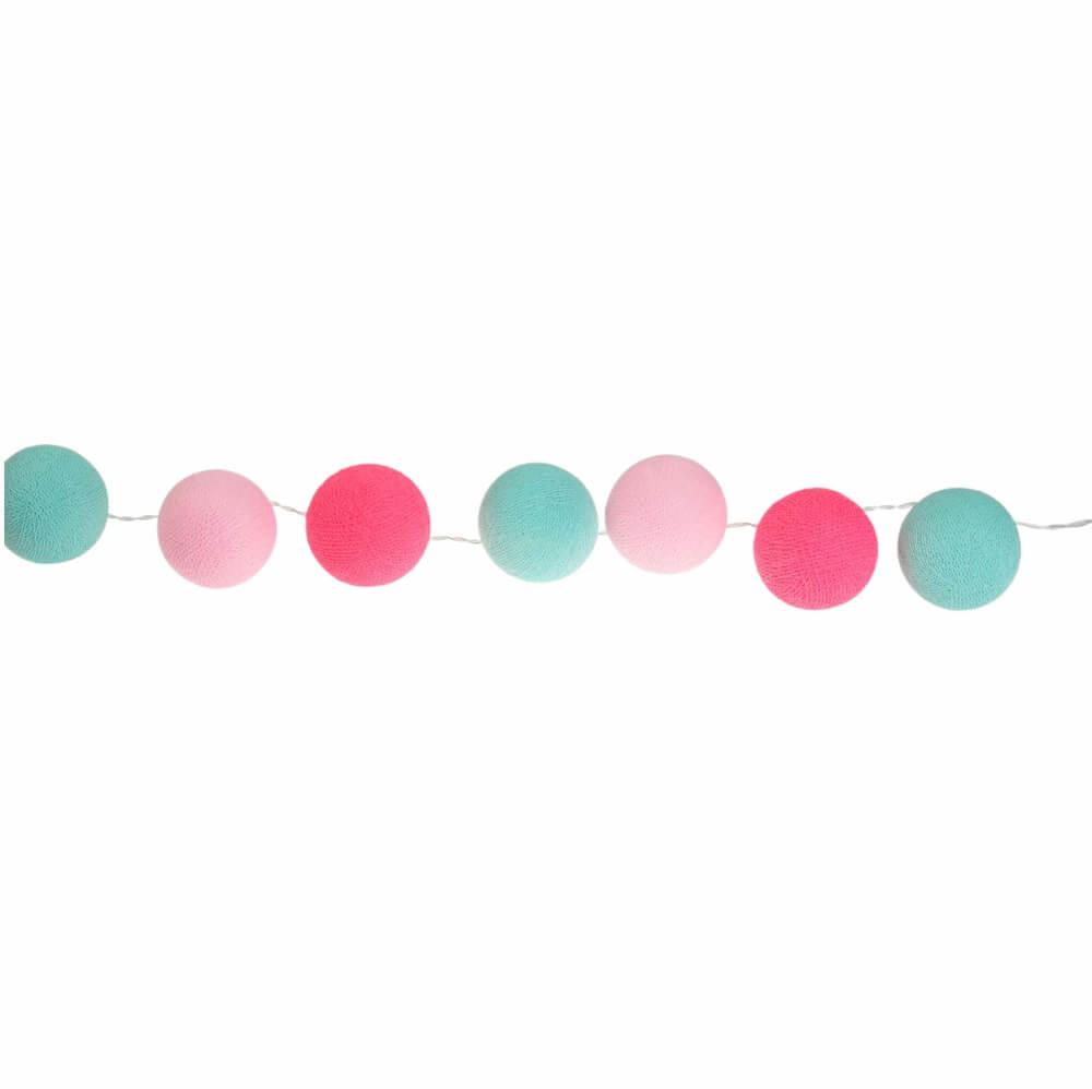 Fio de Luz (LED) Colorido Babaloo