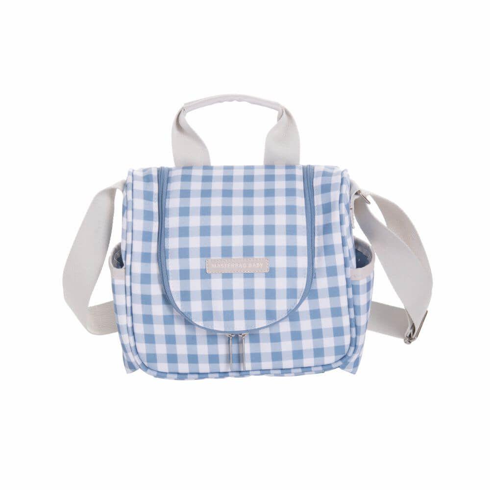 Frasqueira Térmica Emy Sorvete Azul - Masterbag Baby